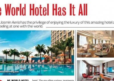 One World Hotel Review