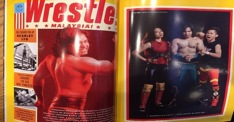 MZulkifli Esquire Malaysia Wrestling 795x416