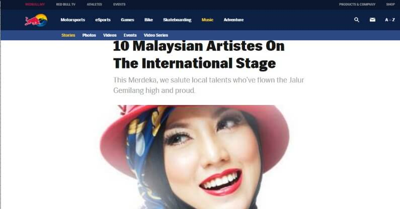 Malaysian Artists on International Stage