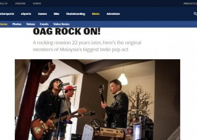 OAG Rock On