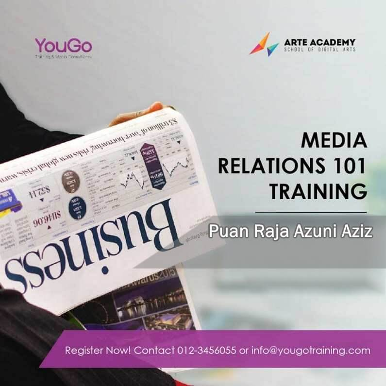Media Relations 101 Training
