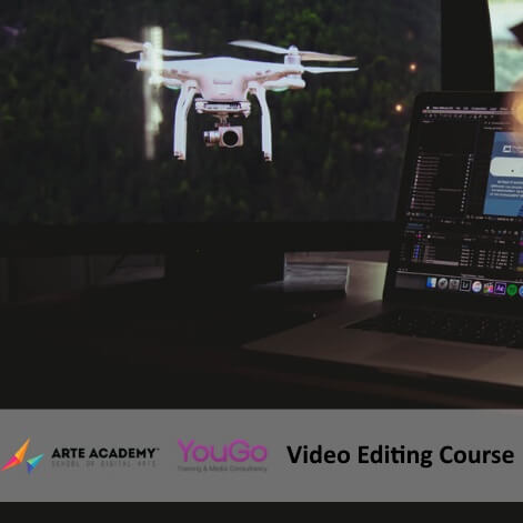 Adobe Premier Video Editing Course